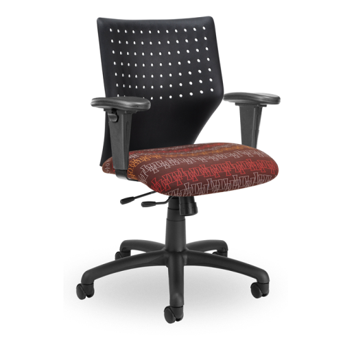 EDU2 Perforated Task/Work Chair