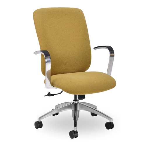 EDU2 Upholstered Swivel