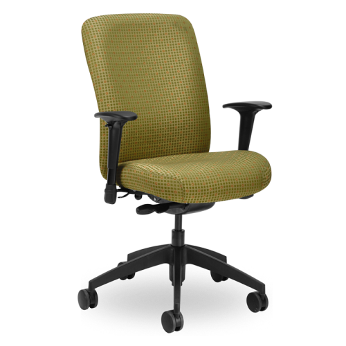 EDU2 Upholstered Task/Work Chair