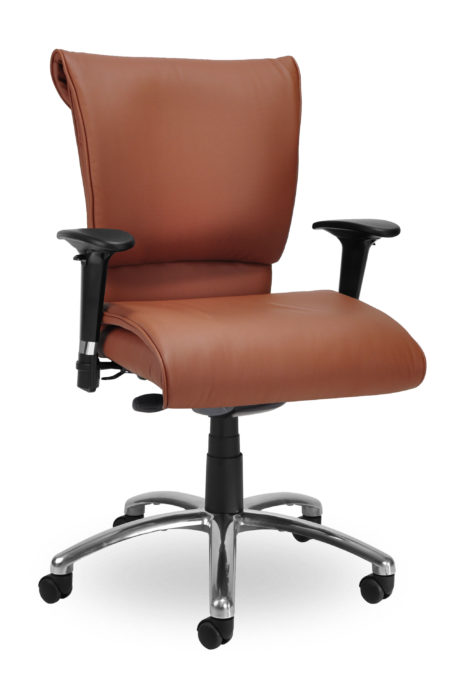 Saddle Task/Work Chair 300
