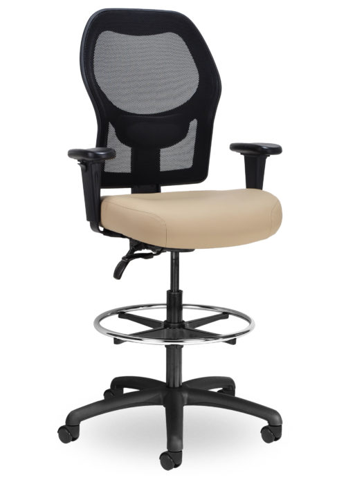 Seating Simplified – Grid Round  Value Packed Stool (Package B)
